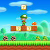 Super Platform Adventure : Mushroom World iOS Icon