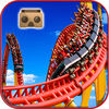 VR Roller Coaster 3d app icon