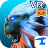 Galaxy Fall VR app icon