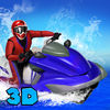 Extreme Boat Racing Fever 3D Full iOS Icon