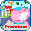 Kids Cake Battle Premium iOS Icon