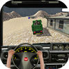 In Truck Drive iOS Icon