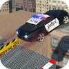Police Car: Rooftop Training iOS Icon