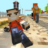 Pixel hero Survival Run 3D Games app icon