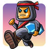 Power Ninja: Puzzle Platformer app icon