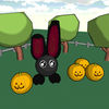 Black Rabbit! iOS Icon