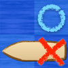Naval Combat for iMessage app icon