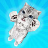 Happy Kitty: Virtual Friend 3D iOS Icon