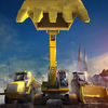 Digger & Excavator Simulator 17 iOS Icon