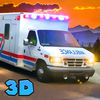 Ambulance Offroad Climb Driver 3D Full iOS Icon