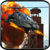 Helicopter Air Gunship Battle War pro app icon