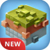 Survival Game Cube Island Pro iOS Icon