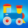 Educational mini games for kids app icon