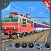 Real Train Drive Simulation 3d Pro app icon