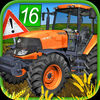 Agricultural Simulator: Historical Farming 20'16 iOS Icon