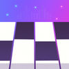 White Tiles4-Piano Keys app icon