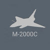 Virtual Cockpit Mirage 2000C app icon