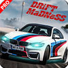 Mad Drifting Zone: Street Racers Pro iOS Icon