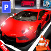 Real Sports Car Parking Pro 2016 iOS Icon