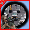 Sniper Traffic Shooter pro iOS Icon