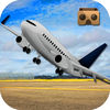 VR Airplane Flight Simulator app icon