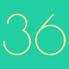 One to Thirty Six app icon