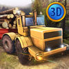 Logging Truck Simulator 2 Full iOS icon
