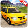 Crazy Taxi Mountain Drive 3D Pro