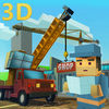 Block City Simulator: Construction Crew Full app icon