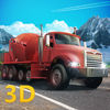 Construction Truck Off-Road Driving Simulator Full app icon