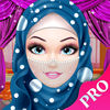 Hijab Princess Salon Pro app icon