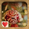Jigsaw Solitaire Christmas iOS icon