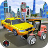 Modern City Police Car Lifter Pro icon