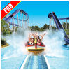 Roller Coaster Water Park Ride Pro