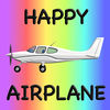 Happy Airplane by Horse Reader App
