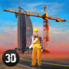Hotel Building Construction Simulator Full app icon