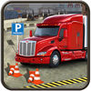 Real3D Forklift Extreme Parking Master Constructor icon