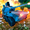 Jungle Tanks: Jurassic World War PRO