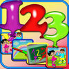 Numbers Fun Learning Games App