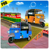 Tuk Tuk Cargo Train Transport Pro icon