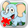 Puzzles Elephant Jigsaw Games Educational Free App