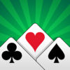 TriPeaks Solitaire. Relaxing card game
