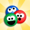 Catch a Color Deluxe Ball Drop iOS icon