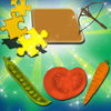 Fun Vegetables Learning Games App