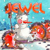 Hedgehogs Winter Holidays icon