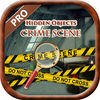 Hidden Objects Crime Scene Pro