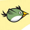 Greeny Bird Cotton Candy World Dasher icon