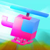 Color Copter Flight Race Pro icon