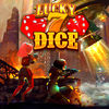 Humans vs Aliens Lucky 7 Dice App