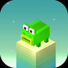 Cuby Green Frog City Adventure App